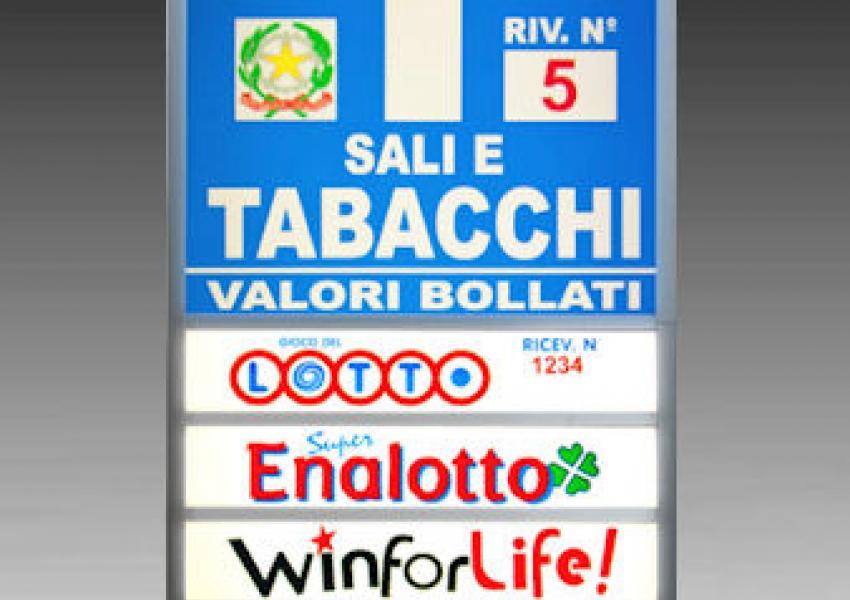 Urbino, zona Trasanni, Tabacchi in Vendita