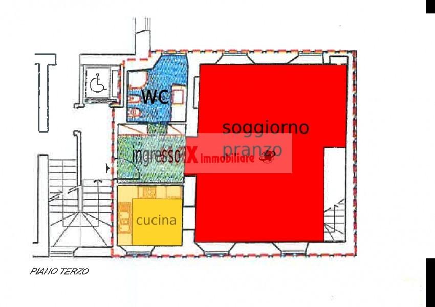 Pesaro, zona Centro storico, Appartamento in Vendita
